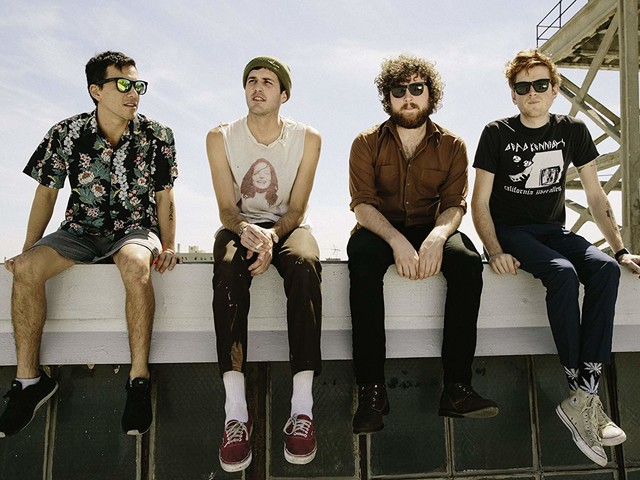 "Fidlar kündigen neues Album ""Almost Free"" an, streamen Single ""Can't You See"""