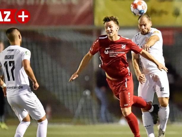Verbandspokal Stimmen: Rot-Weiss: Trainer Neidhart will Sieg nicht überbewerten