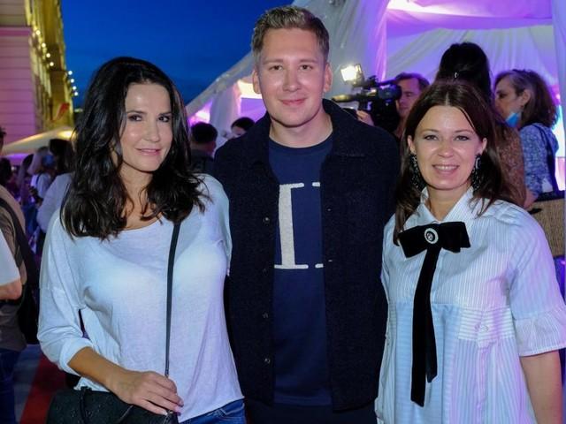 Warum Mariella Ahrens in Jeans und Pullover zur Vienna Fashionweek kam