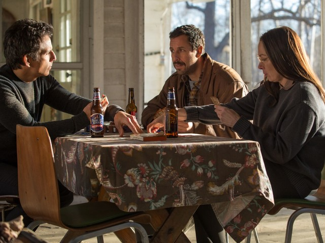 """""""The Meyerowitz Stories"""" auf Netflix: Noah Baumbach lässt Adam Sandler zu Höchstform auflaufen"""