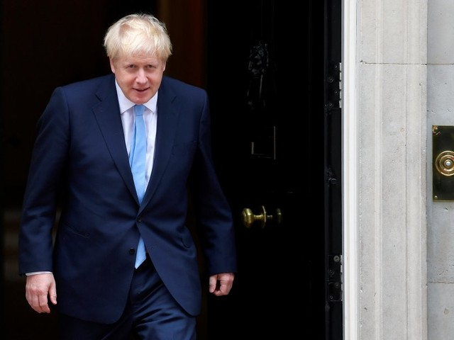 Britischer Regierungschef schlägt Übergangslösung vor: Johnson will nachverhandeln und schickt Brief an EU