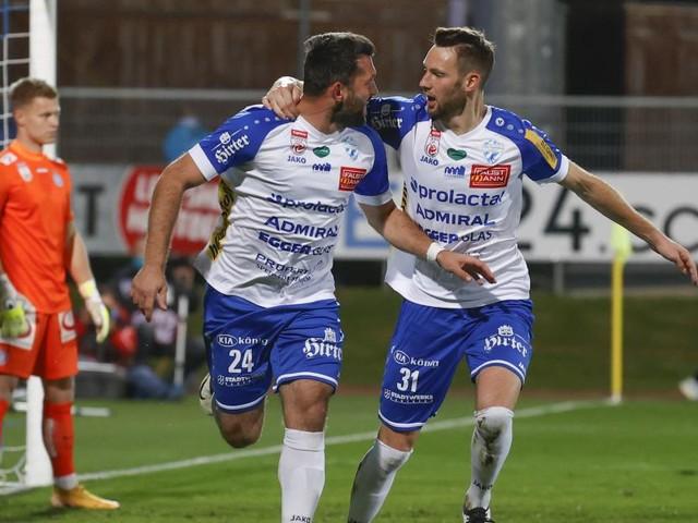 1:2-Niederlage in Hartberg: Tadic servierte die Austria ab