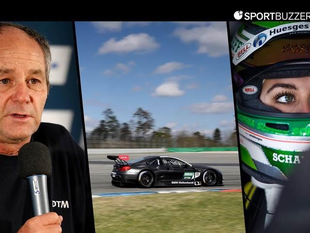 DTM-Chef Berger über den Saisonstart in Monza und Stars im Fahrerfeld