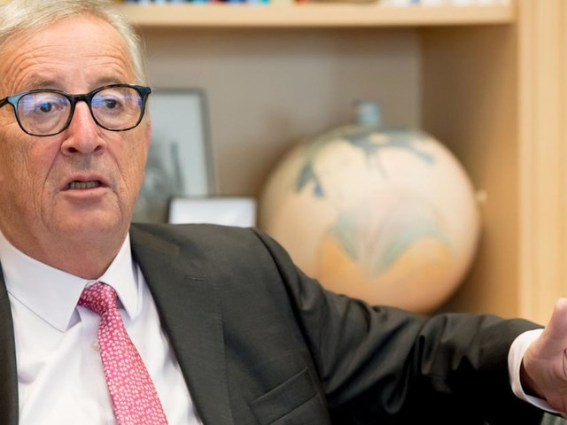 """""""Mr. Europa"""" Juncker: """"Ich bin überhaupt kein Europa-Romantiker"""""""