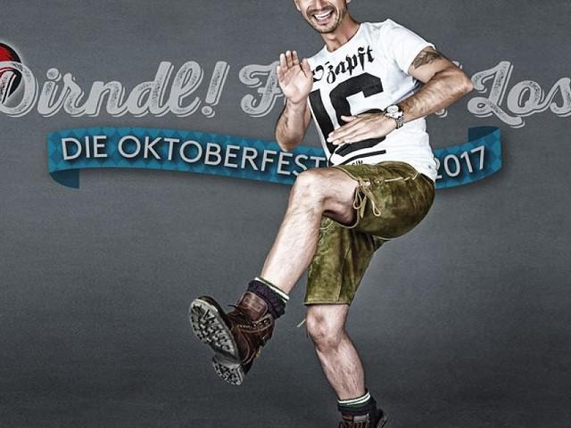 """TV-Kolumne """"Die Oktoberfestshow"""" - """"Dirndl! Fertig! Los!"""" - Veronica Ferres gibt ihr Debüt als Schlagersängerin"""