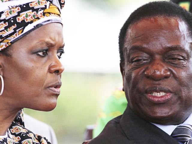 """Simbabwes Militär will """"das Krokodil"""" an die Macht bringen"""