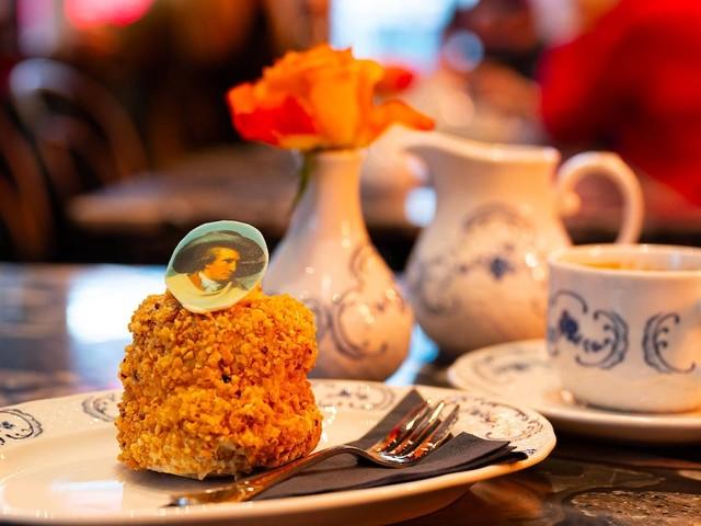 Lokaltermin: Kuchen am Goethe-Haus