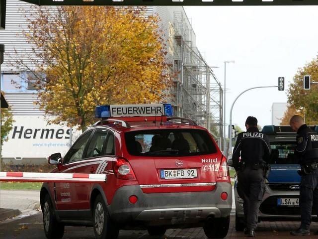 Zwei tote Paketdienstmitarbeiter: Arbeit in Logistikzentrum geht weiter