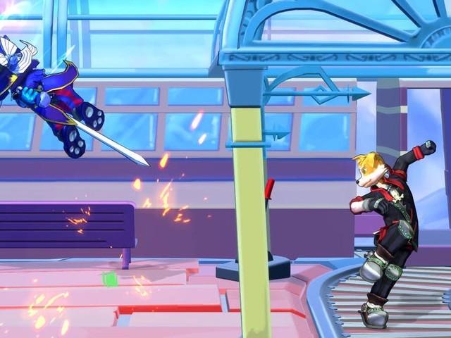 Earth Romancer: Animé-Prügler im Stil von Smash Bros. startet Crowdfunding-Kampagne