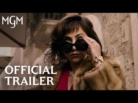 """Video: Offizieller Trailer von """"House of Gucci"""" [Englisch]"""