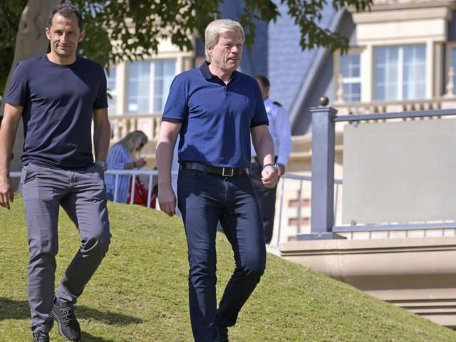 """Nach Zoff mit Dortmunds Zorc – Medien-Experten bewerten Bayern-Führungsduo Salihamidžić und Kahn: """"Brazzo hat einen Nebenkriegsschauplatz erzeugt"""""""