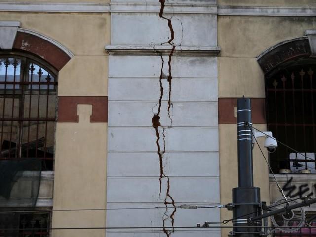 Erdbeben erschreckte Menschen auf Kreta