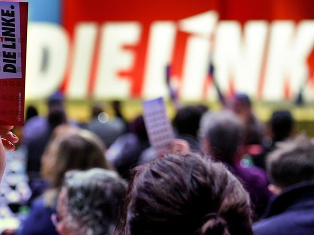 Deutsche Linke wählt neue Führung und will erstmals mitregieren