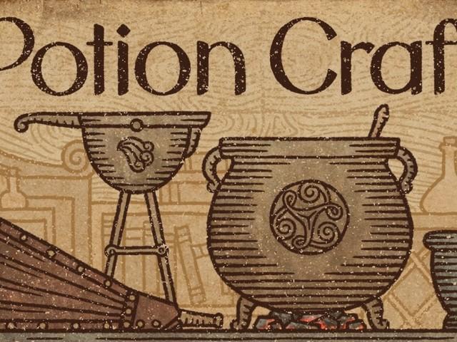Potion Craft: Mittelalterlicher Tränkeladen eröffnet im Early Access