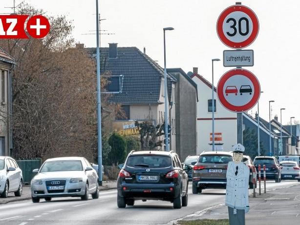 Verkehr: Tempo 30? Koalitionsantrag zum Vorbehaltsnetz geht durch