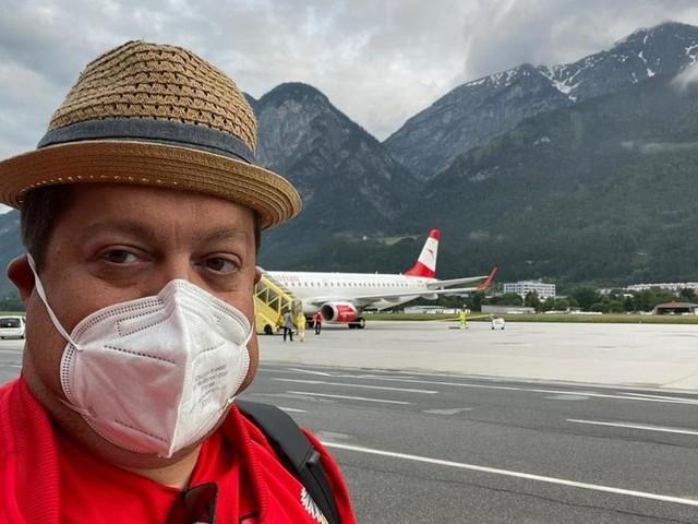 Der KURIER-Fanreporter bei der EM: Eine Portion Grundskepsis