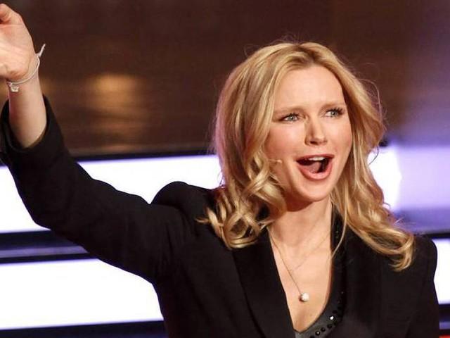 Live-Auftritt im TV - Florian Silbereisen verführt Veronica Ferres zum Singen