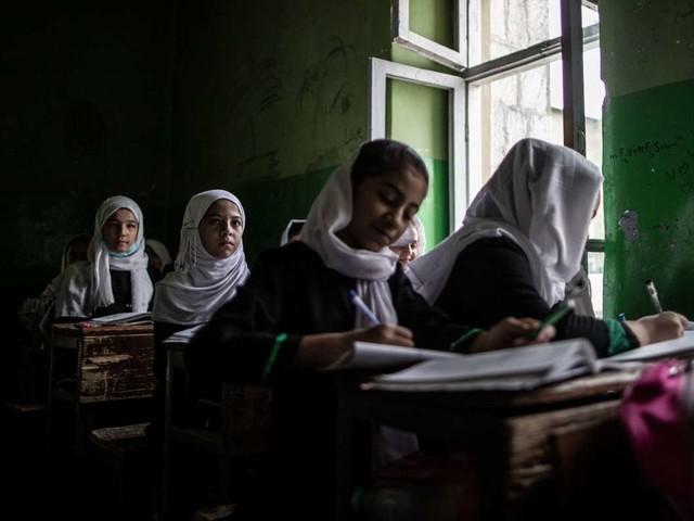 Taliban in Afghanistan: Keine Frauen mehr an der Universität von Kabul zugelassen
