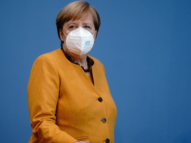 """Live: Merkel beantwortet watson-Frage über Lage junger Menschen: """"Für sie ist es die schwierigste Zeit"""" – werden weiter helfen"""