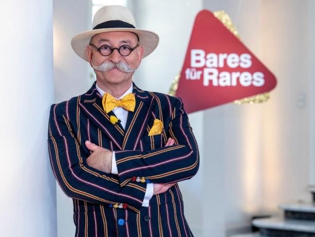 TV-Spezial: Sensation bei Bares für Rares: 29.000 Euro für Flohmarktfund