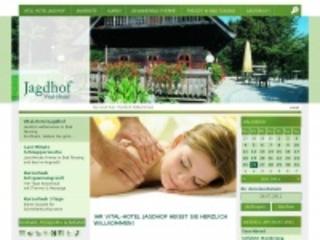 Vital Hotel Zum Ritter A Unterhofen   Tannheim Osterreich