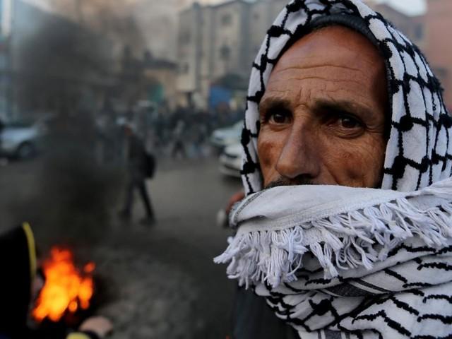 """Palästinenser wütend: Nahostplan für """"Müll der Geschichte"""""""