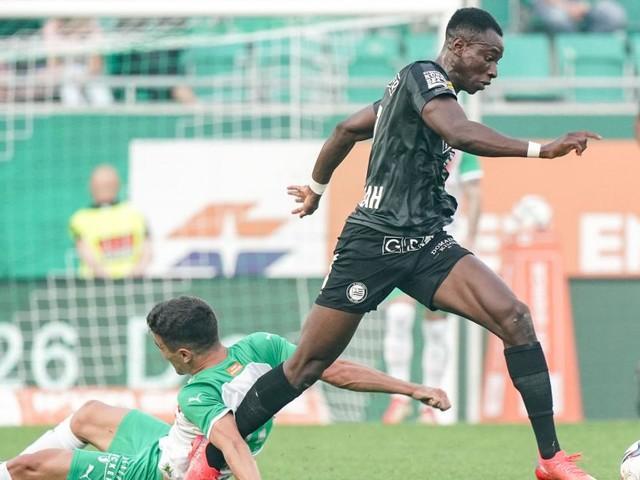 Yeboah und die Offensivpower: Sturm hatte beim 3:0, was Rapid fehlt