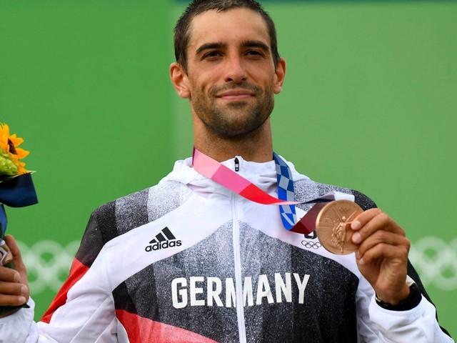 Nächste Medaille im Wasser: Hannes Aigner gewinnt Bronze für Deutschland