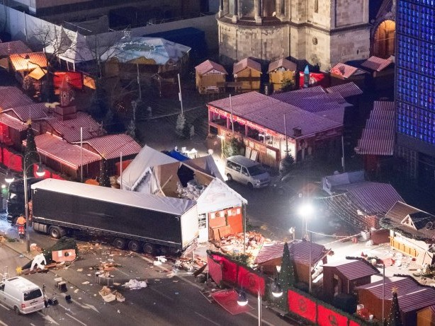 Terroranschlag: Berlin-Angreifer Amri soll Sprengstoffanschlag geplant haben