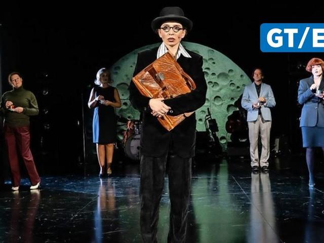 """""""Die Hauptstadt"""" hat Premiere am Deutschen Theater gefeiert"""