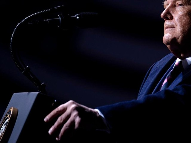 Gift-Brief an Trump: Verdächtige festgenommen