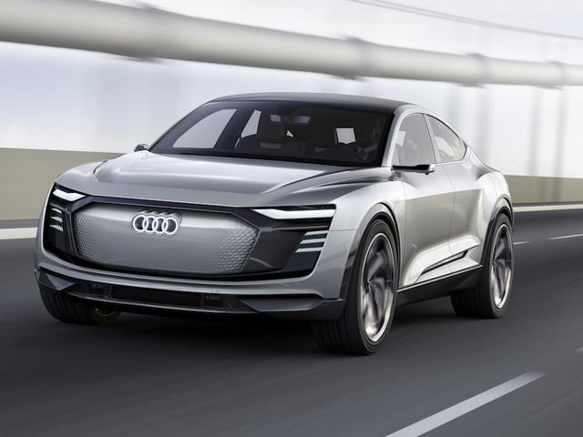 Studie: Audi e-tron Sportback concept