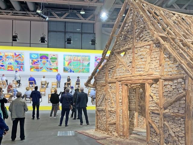 Kunstmesse Art Basel: Dieses Gefühl des Wiedersehens