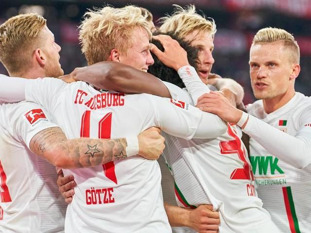 Götze trifft: FC Augsburg stoppt Siegesserie des FC Bayern