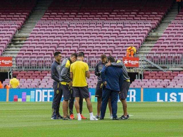 Referendum in Katalonien: FC Barcelona sagt Heimspiel ab