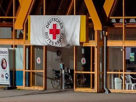 Versuchter Brandanschlag auf Impfzentrum in Sachsen