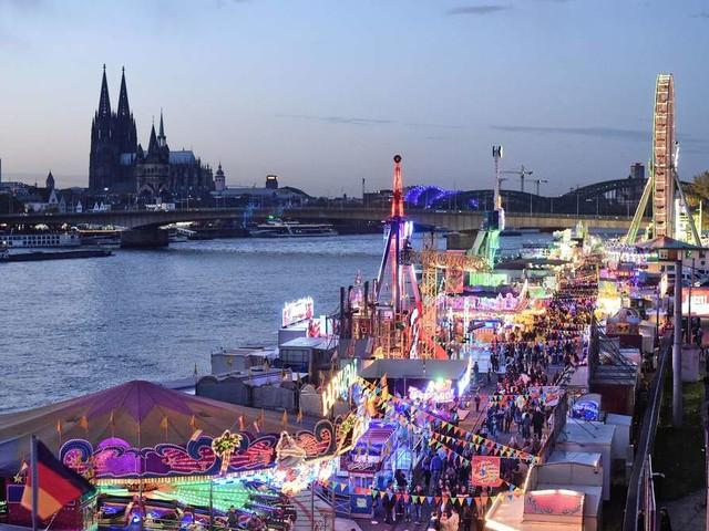 """Köln: Anwohner protestiert gegen Kirmes """"Happy Colonia"""" – und geht damit leer aus"""