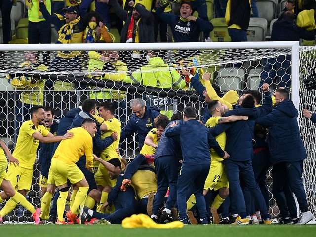Unglaubliches EL-Finale: Villarreal gewinnt eine ewige Nervenschlacht