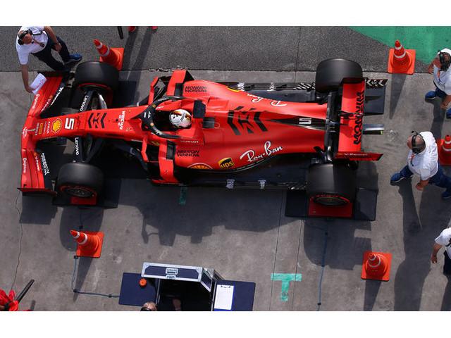 """Verstappen feiert """"dritte"""" Pole: Kein Protest gegen Ferrari"""