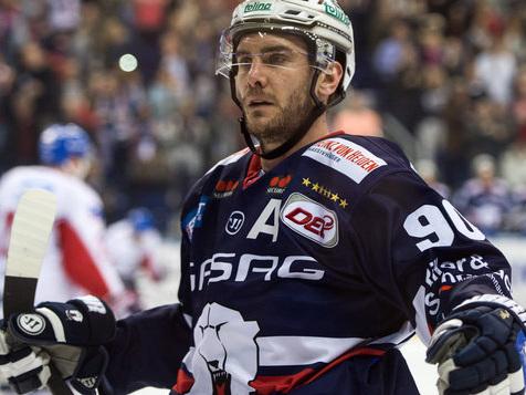 Constantin Braun wieder auf dem Eis!