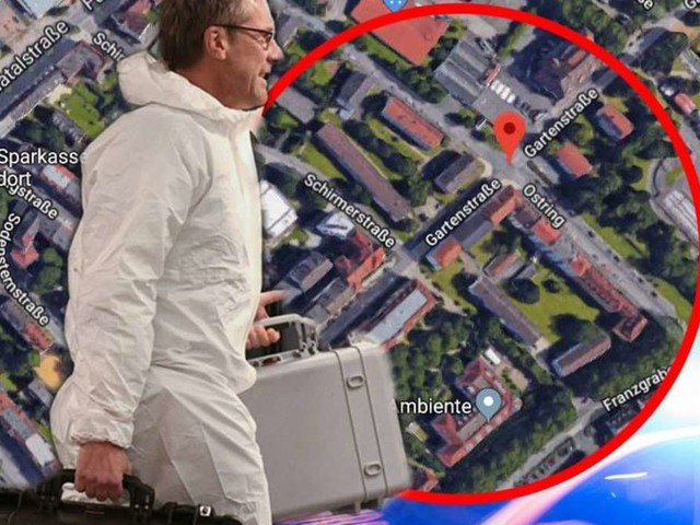 Brutaler Mord? Polizei findet zwei Leichen (†19) in Studentenwohnheim