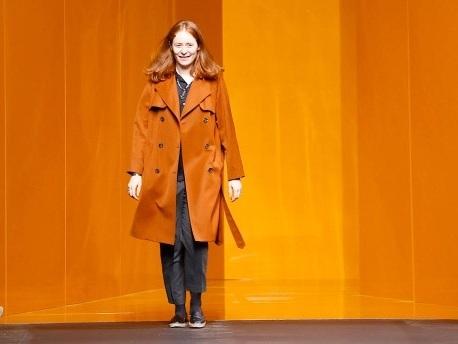 Mit Demut zum Erfolg: Ein Treffen mit der Chefdesignerin von Hermès