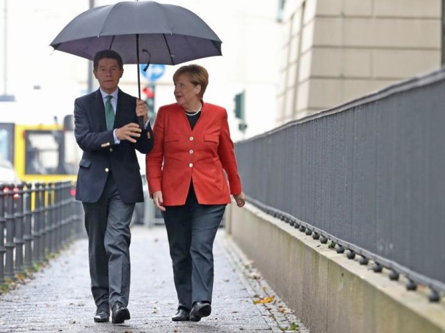 """Merkel-Ehemann Joachim Sauer: Sie tauften ihn """"Phantom der Oper"""""""