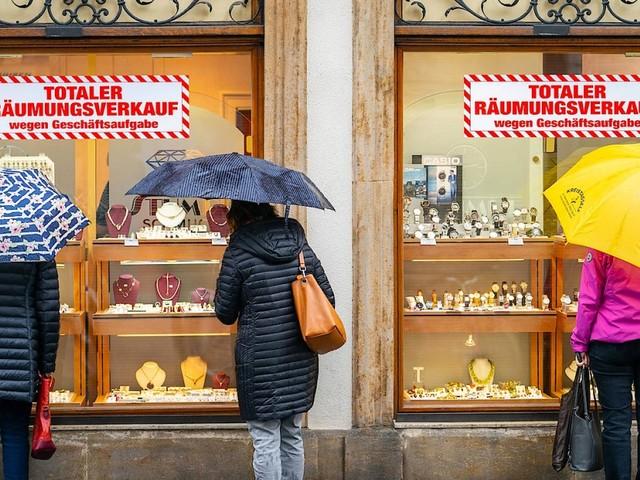 Verschuldung des deutschen Staats steigt auf Rekordhoch