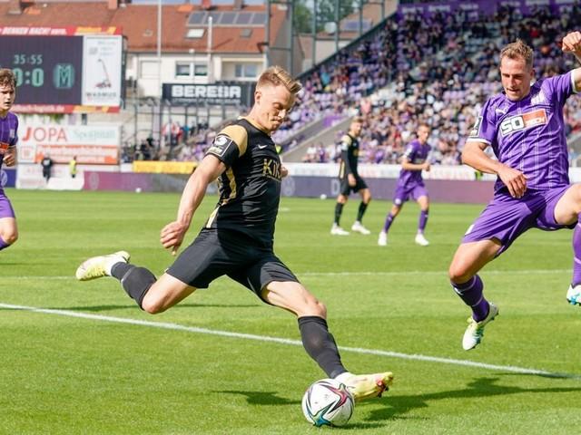 Das Spiel VfL Osnabrück gegen SV Meppen in Bildern