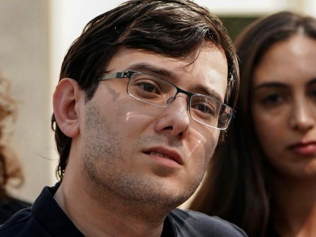 Pharmaunternehmer Shkreli muss wegen Drohung gegen Hillary Clinton in Haft
