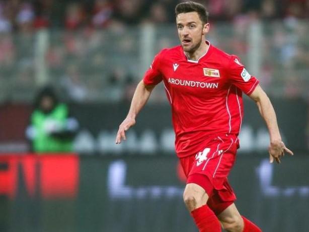 """Fußball: Union-Routinier Gentner: """"Keine Gedanken"""" über Europa"""