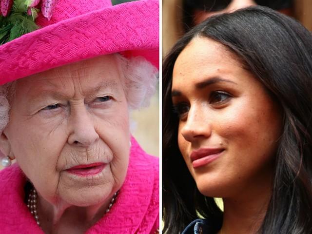 Die Queen will nicht auf Herzogin Meghan angesprochen werden