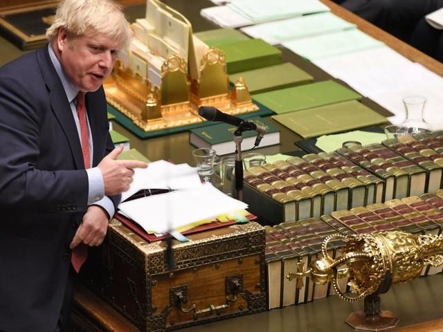 Britischer Premierminister Johnson unterzeichnet Brexit-Abkommen