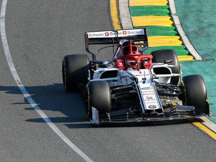 Formel-1-Speed 2019 Alfa Romeo hat am meisten zugelegt